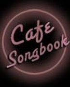 cafe songbook sign for logo